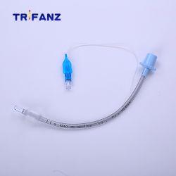 Tubo endotracheale a gettare del PVC con il polsino in grande quantità di pressione bassa