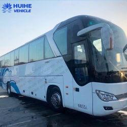 40-50 lugares utilizados Yutong Bus gasóleo utilizados autocarros de passageiros barato 2020 Usado Treinador do barramento CAN 6100 para venda