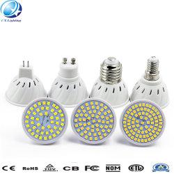 Dekoration des LED-Lampen-Cup-Birnen-Licht-MR16 E27 E14 GU10