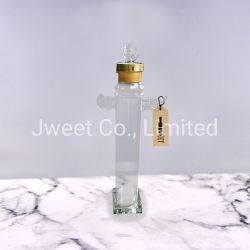 Venda por grosso de fábrica China espíritos de Formato de Tabela garrafa de vidro melhor Dom