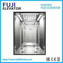 富士のVvvf制御を用いる快適なホテルの乗客のエレベーターのパノラマ式のエレベーターのホームエレベーターの観光のエレベーター