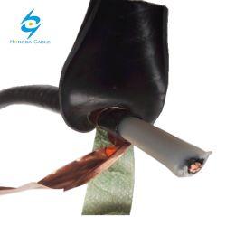 5kv 6mm2 XLPE CTS PVC 케이블 에어필드 조명 케이블