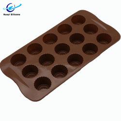 Verschiedene Formen Eisform Silikon-Rundform Schokoladenform