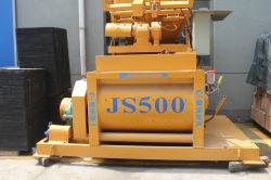 Betoniera con l'unità d'alimentazione Js500/Js750
