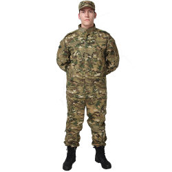 Vestito uniforme Wargame Paintball di caccia di Miitary di combattimento del camuffamento di Multicam di Cp