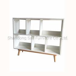 Accueil Mobilier étagère en bois d'angle