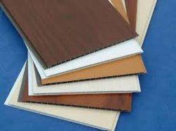 Impermeables, resistentes al fuego el techo de PVC, fábrica de paneles de pared