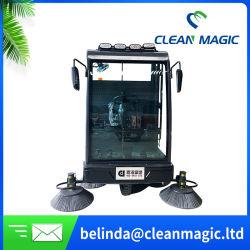 Очистите Magic DJ2000M заводские практикум санитарии электрические промышленного Driving-Type дороги на улице машины для очистки щетка