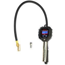 비상사태 압축 공기를 넣은 공구 3개의 In1 LCD 디지털 타이어 부풀리는 장치 계기 자동 타이어 압력 계기 공구