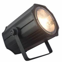 150 Вт 200W Ww, по часовой стрелке, RGBW 4в1 ПОЧАТКОВ LED PAR может 6-50 градусов DMX 512 электронного увеличения