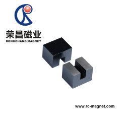 Deel van de Magneet van Magnetics het Super Sterke Casted AlNiCo van Permanet voor de Productie van de Industrie
