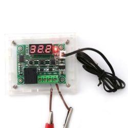W1209 DC 12V Aqueça a temperatura fria a temperatura do Termostato do Interruptor de Controle
