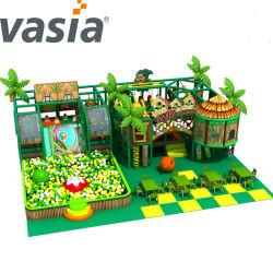 현대 나무로 되는 재미있은 아이 운동장 장난감은 주문화 실내 운동장을 개인화했다