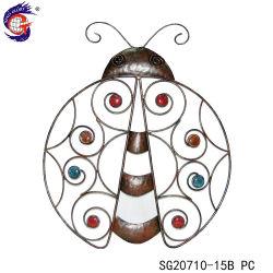 ديكور شنقى كبير جديد ورخيص شنقى معلق على الجدار Ladybird Art Craft