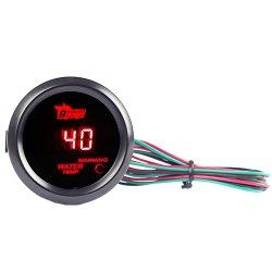 """Carro 2"""" 52mm Temp Água Digital Medidor de Temperatura do medidor de luz LED azul Celsius"""