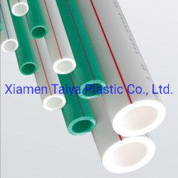 20mm PPR invólucro plástico de HDPE PVC tubos de alta pressão de irrigação para suprimento de água fria e quente