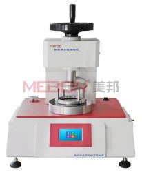 Non-Woven Digital/tejido jefe de equipo de prueba hidrostática Probador Precio Yg812D