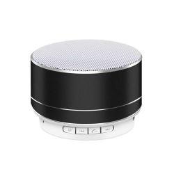 Haut-parleurs sans fil A10 a mené Métaux Acier Blue-Tooth Mini haut-parleur portable sans fil