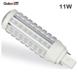 7W 9W 11W G24p G24D la lámpara de PLC 2 pasadores LED G24