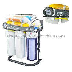 Prix de gros de ménage RO osmose inverse du filtre à eau du Système de purificateur d'eau avec réservoir d'accueil