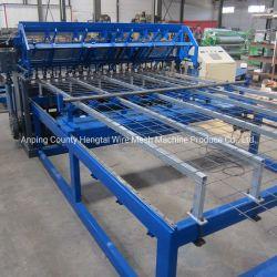 بناء آلة النسيج أفضل سعر الصين الصلب بار البناء CNC مصنع كامل للماكينات ذات الشبكات العنكبوتية (Mesh) ذات الأسلاك الملحومة آليًا