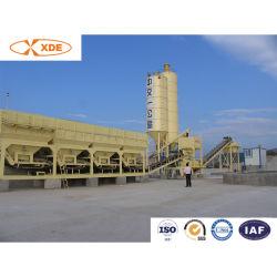 Usine de mélange de sol fixe de couche de fondation pour la construction avec une capacité de 500 tonnes/h