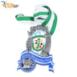 Antique Metal Craft Fashion Custom Medal Promotion Award