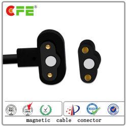 De kleine 2Pin Elektro Magnetische Schakelaar van de Kabel USB voor Smartwatch