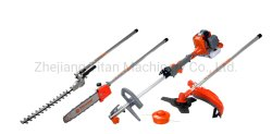 26cc садоводство Multi инструмента резки/травы бензинового триммера для хеджирования (TT-M2600)
