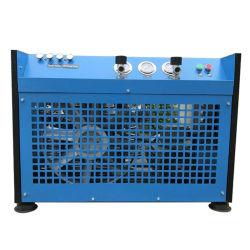 USA 300bar de la Livraison gratuite 4500psi 9cfm d'alimentation haute pression de l'air entraîné par courroie du compresseur pour le Paintball /respirer/remplissage des bouteilles d'incendie