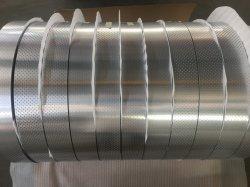 Orifício de 2,5mm tira de alumínio com ambos os lados Coating