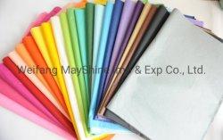 Roupas de cintagem lenço de papel