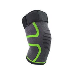 Il supporto comodo del ginocchio dei nuovi prodotti mette in mostra il rilievo di ginocchio