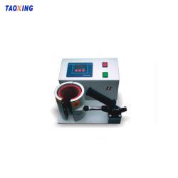 레이블/사진 유리제 커피잔 압박 기계 공장 가격을 인쇄하는 Qx-A8-a