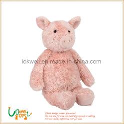Brinquedo recheadas de veludo macio Rosa Animal Brinquedos de suínos