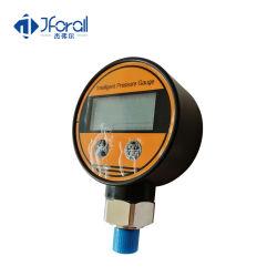 Manometro a distanza automatico elettrico di formato standard del calibro di pressione d'aria di analogo LED di Jfa720 Digitahi