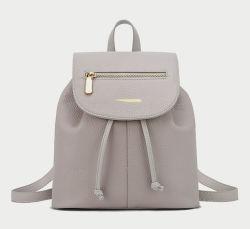 Nouveau nouveau concepteur de promotion de gros sac sac à dos PU Femmes en cuir