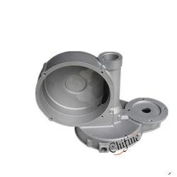 주조 금속 Zamak ADC12 아연 합금 또는 알루미늄 또는 알루미늄 또는 알루미늄 합금 또는 알루미늄 합금은 기계로 가공 기관자전차 자동 본체 부품을%s 던지는 모래 중력 정지한다