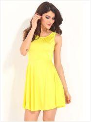 Neueste Mode Stil Sommer Süße Damen Spitze Kleid