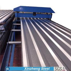 55%Al-Zn Aluzinc/Galvalume-gewölbtes Dach-Stahlblech