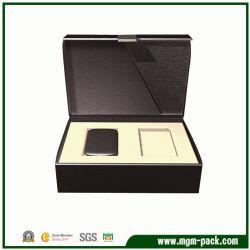 صندوق نقد معدني أسود عالي الجودة للهدايا التذكارية أو التعبئة