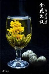 Thé fleurissant Thé vert (Fleur de thé, de l'art du thé) Norme de l'UE