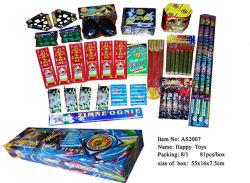 Heureux les jouets (comme2007) Fireworks