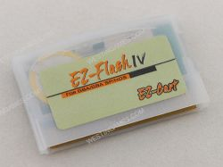 Ez4 Ezflash IV Ez-Flash 4 Sltt-2 GBA Flash Card para GBA NDS NDSL