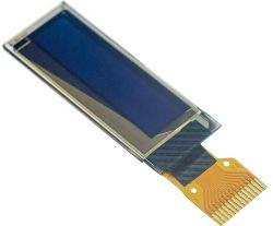 128*32 puntos pantalla OLED de 0,91 pulgadas de ancho temperatura para el dispositivo de dosificación