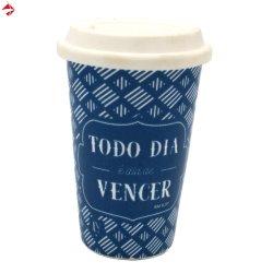 Melhor porcelana barata/cerâmica viagens de Silicone caneca de café/leite/Drinkware