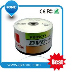 50HP Pack única camada 4,7GB Virgem 16X DVD-R