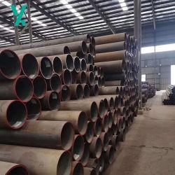 Nahtloses Rohr-Gefäß-Preis der Frau-CS! Kohlenstoffstahl-Rohr St37 API-5L ASTM A106 Sch Xs Sch40 Sch80 Sch 160 nahtloses