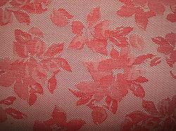 Flor de algodón hilado teñido de tejido Jacquard