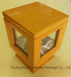 Caja de embalaje de madera brillante real por el perfume de Regalo de lacado personalizado Embalaje